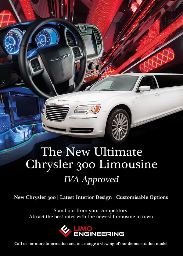 Ultimate Chrysler 300 Limousine